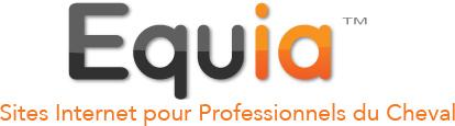 Equia sites Internet pour Pros du Cheval